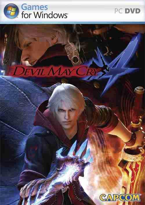 Descargar Devil May Cry 4 [MULTI9] por Torrent